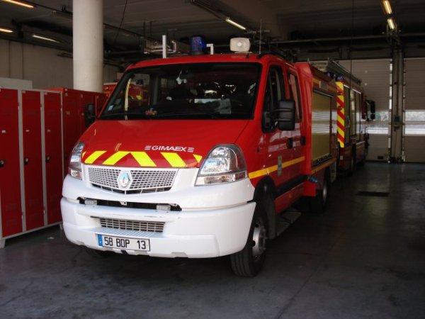 VPI sapeur pompier