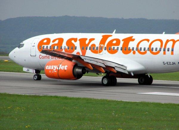 boeing 737-700 easy jet