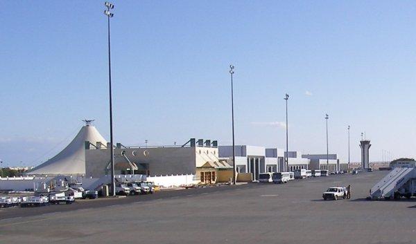hurgada international airport