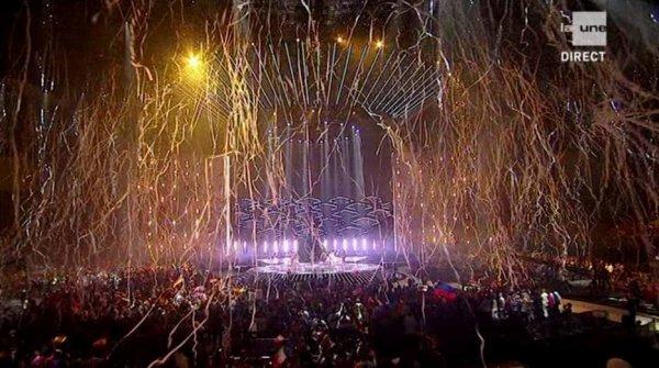 Eurovision 2011 : L'Azerbaïdjan gagnant, avec le duo Ell et Nikki