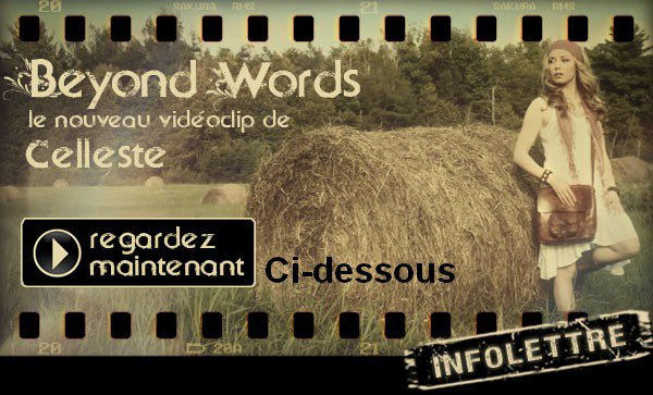 CELLESTE - BEYOND WORDS (Official Music Video)