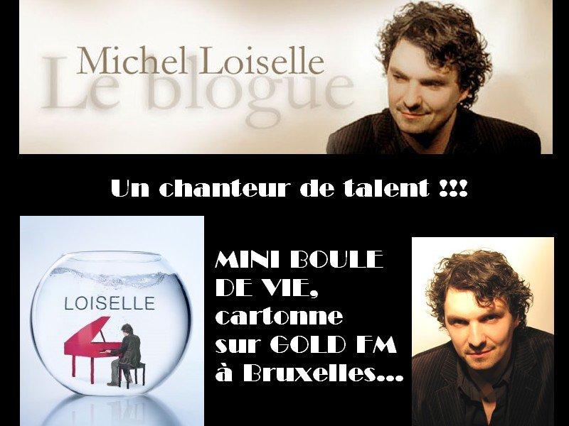 Découvrez Michel LOISELLE, un nom à retenir !!!