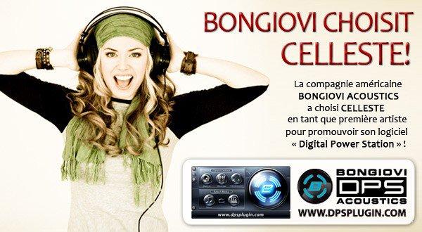 BES ACTU : Nouvelle technologie - Bongiovi choisit Celleste
