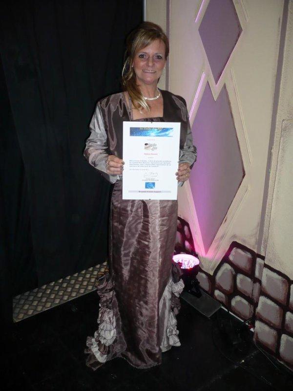Miss Woluwe 2012, et remise des Etoiles de BES