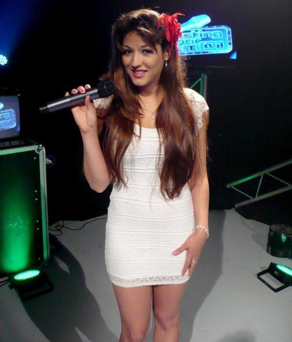 "Casting par E-MAIL : MAIARA (MAI), en studio TV pour sa chanson ""MY EVERYTHING"""