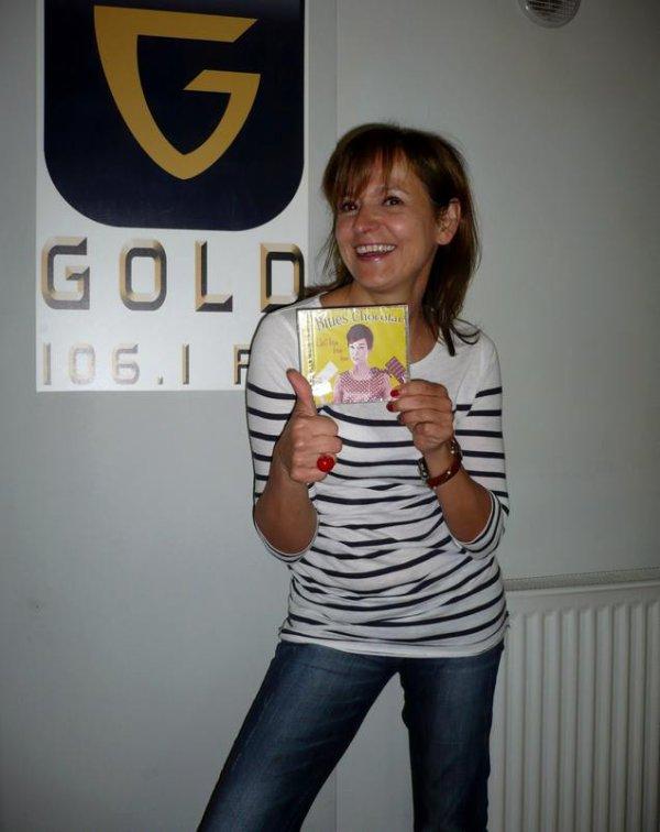 """Marie-Christine Maillard dans : """"Les Etoiles de BES"""" sur GOLD FM - 06.06.2012"""