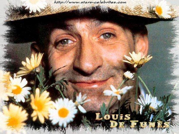 Inoubliable Louis de Funès !!!