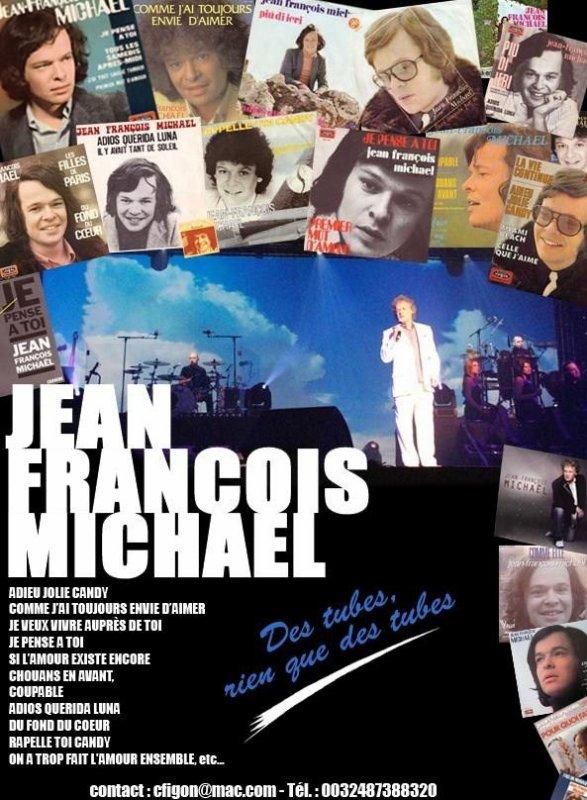 BES ACTU : Jean-François MICHAEL, l'artiste au grand coeur !!!
