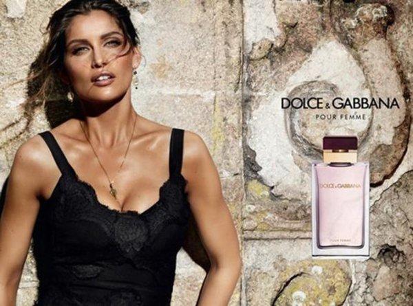 Laetita Casta : La nouvelle Egérie pour Dolce & Gabbana Parfums