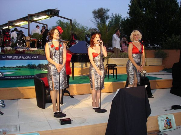 """Découvrez le trio """"CHERRY SWING"""" - L'ESPRIT VINTAGE - 400ème article du blog !!!"""