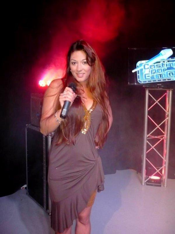 CASTING PAR E-MAIL : MAIARA en studio pour ses chansons, et Artibano à l'honneur