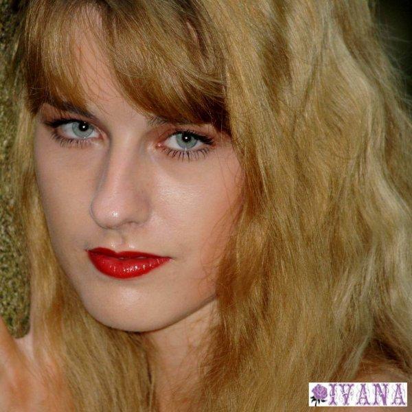 Découvrez Ivana van der Veen, le talent à l'état pur... un diamant brut !!!