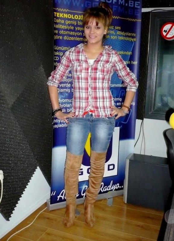 TANYA WALL : La marraine de BES, à l'honneur sur GOLD FM !!!