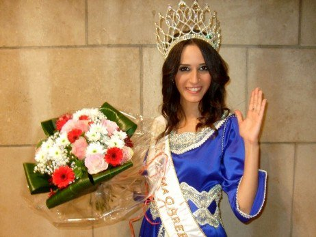 Miss Maghreb Benelux 2012 - 2013 : Sanaa Mohdad