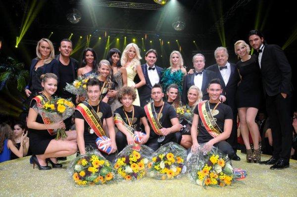 TOP MODEL BELGIUM 2012 - Les résultats du 15 décembre 2012