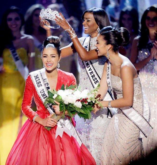 Miss Univers 2012 est Américaine - Olivia Culpo - 20 ans