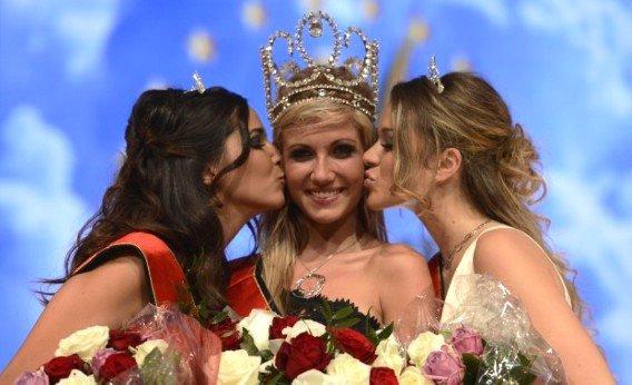 Miss Belgique 2013 : NOEMIE HAPPART - 19 ans de Grâce-Hollogne (LIEGE)