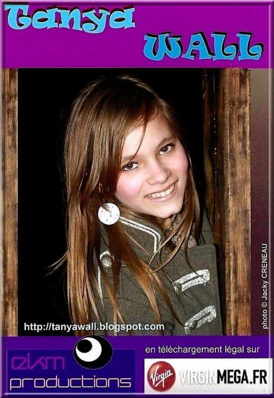 TANYA WALL : La marraine de BES, une jeune artiste qui fait son chemin !!!