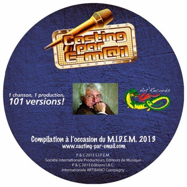 Les artistes du Casting par e-mail, dont MAI PIERLOT présentés au MIDEM 2013 !!!