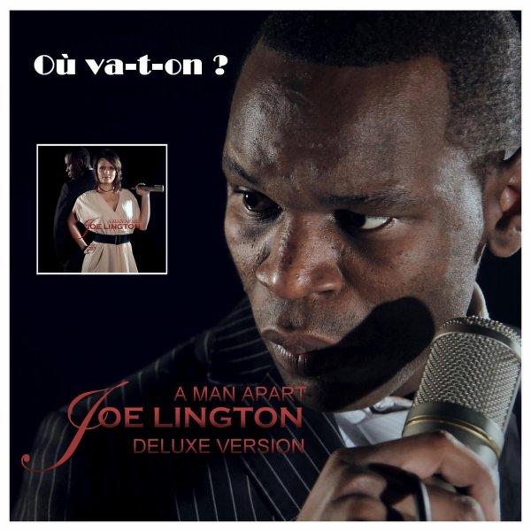 """Découvrez le dernier titre de JOE LINGTON : Où va-t-on ? - Album : """"A MAN APART"""""""