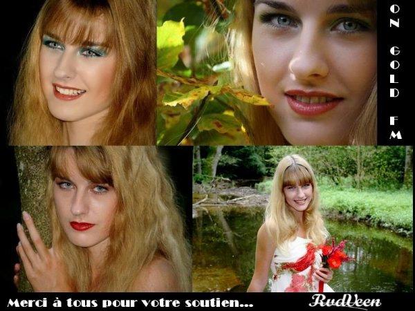 Les nouvelles chansons d'Ivana - Miss Photogénie BES  2013 !!! De très beaux clips...