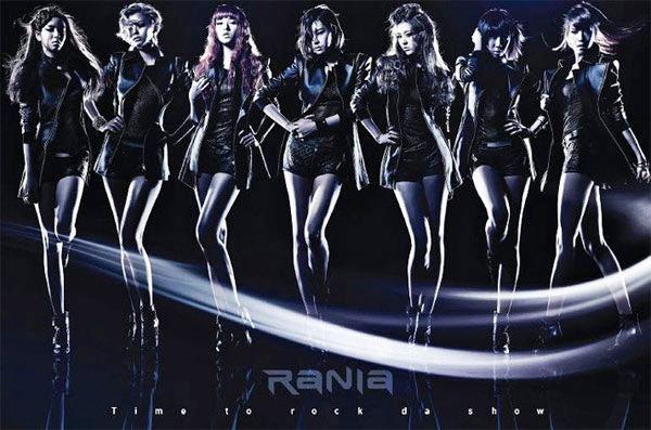 """Après PSY, découvrez le groupe coréen """"RANIA"""" qui cartonne sur GOLD FM !!!"""