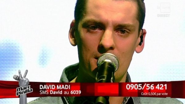 "This is ""The Voice"" : DAVID MADI remporte The Voice Belgique !!!"