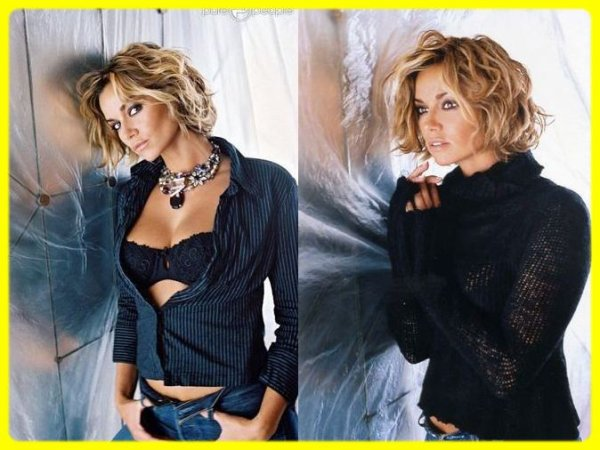 """Ingrid Chauvin, bientôt 40 ans et toujours aussi """"Glamour"""""""