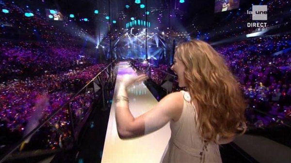 """Eurovision 2013 : le Danemark à l'honneur avec Emmelie de Forest : """"Only Teardrops"""""""