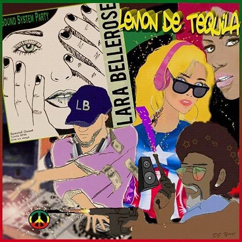 "BES présentent : Lara Bellerose ""Lemon De Tequila"" & Cianna O'keeffe ""Overdoses"""