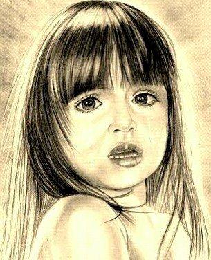 Julie Sicurani, une artiste complète... chant, dessin, poésie, elle est parfaite !!!