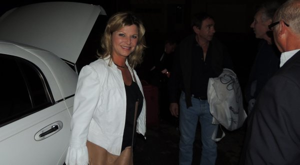 Les Etoiles de BES pour Jeane Manson à Grivegnée