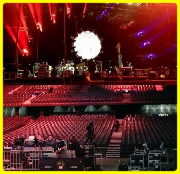 """La plus grande salle de spectacle de Bruxelles ouvre ses portes : """"PALAIS 12"""""""