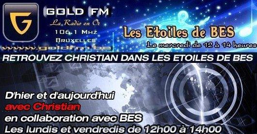 JULIE, notre chroniqueuse française sur GOLD FM !!!