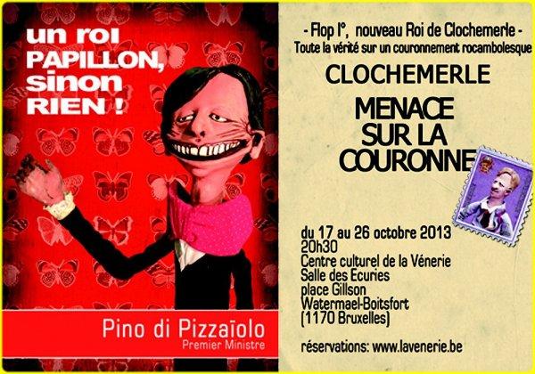 Spectacle humoristique : Flop 1er, nouveau Roi de Clochemerle !!!