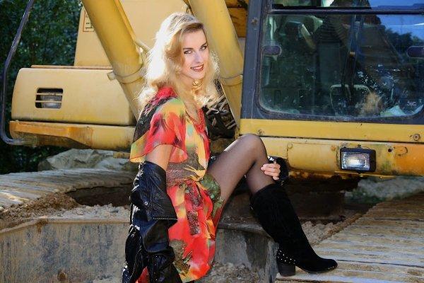 """Ivana reçoit aux Pays-Bas, """"Les Etoiles de BES"""""""