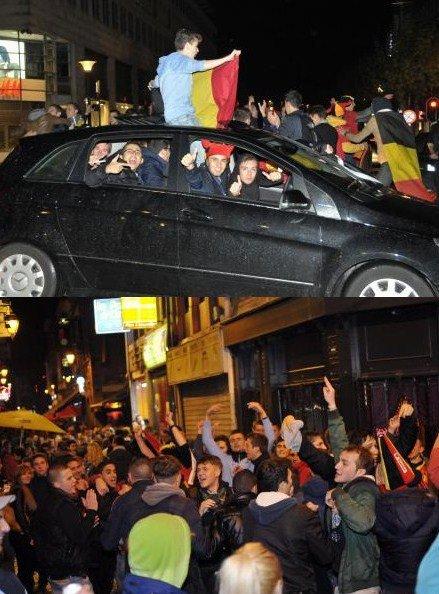 BES ACTU : Les Diables Rouges vont au Brésil !!!