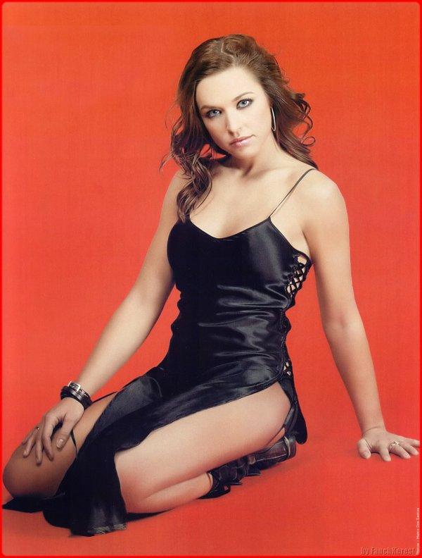 Natasha St-Pier, une carrière continue depuis 1996...