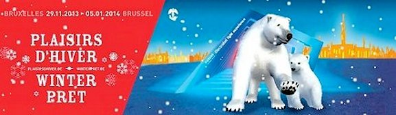 Plaisirs d'hiver 2013 / 2014, une édition d'exception, et le retour d'un vrai sapin !!!