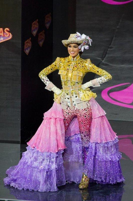 Miss Venezuela GABRIELA ISLER 25 ans, devient Miss Universe 2013