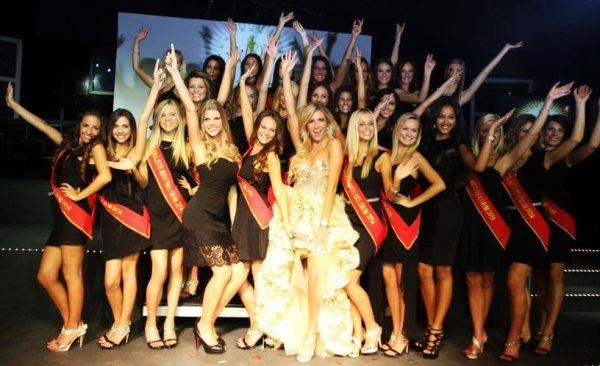 C'est parti pour MISS BELGIQUE 2014... Qui va succéder à Noémie Happart ?