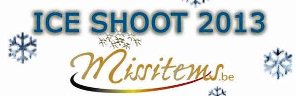 6ème Missitems Ice Shoot - En Hollande ce 16 décembre 2013 - Avec Amandine Sans
