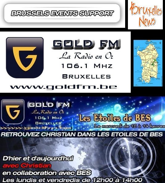 Promo gala de solidarité du 22 février 2014, avec le soutien de BES et GOLD FM