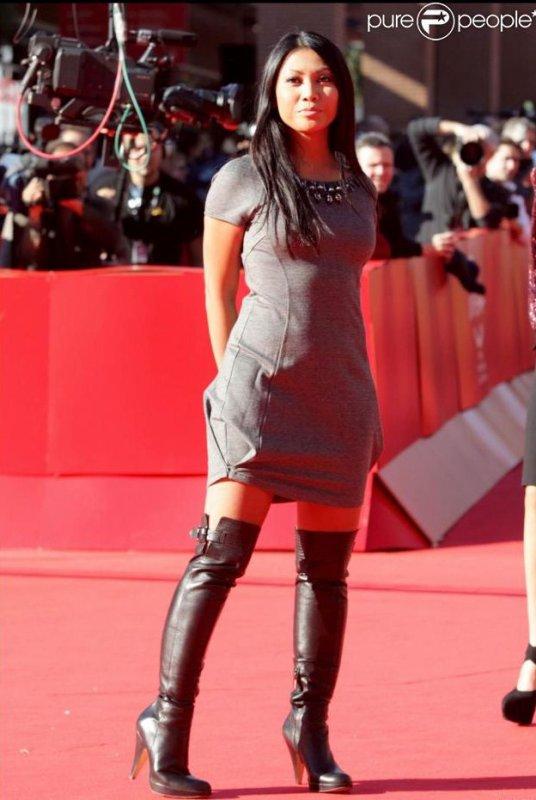 Anggun, bientôt 40 ans et toujours aussi sexy !!!