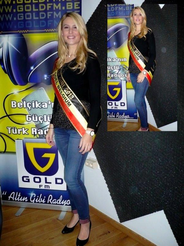 Amandine Sans invitée d'honneur des Etoiles de BES - 06.02.2014
