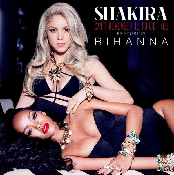Shakira et Rihanna : Can't Remember To Forget You - Le clip polémique !