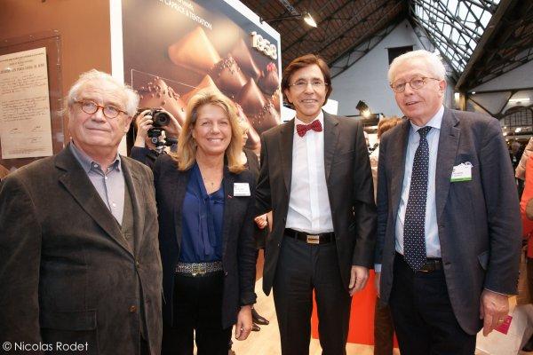 Bilan du premier salon du chocolat de Bruxelles - Février 2014