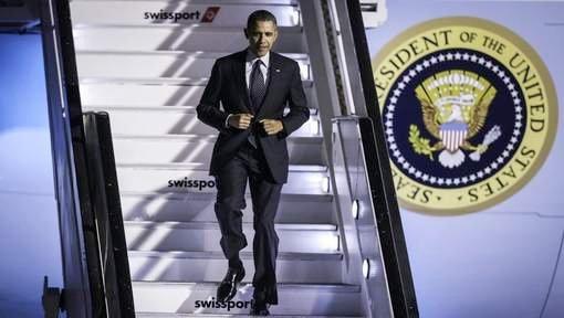 BES ACTU : Barack Obama en Belgique - 24 heures au pas de course...