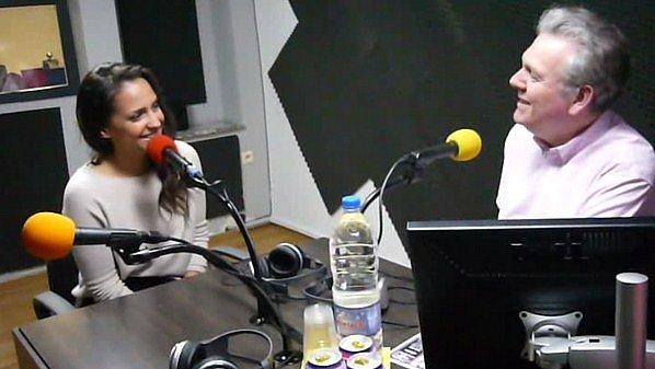 LARA BELLEROSE et son nouveau titre : TOI et MOI déjà classé dans l'Ultratop !!!