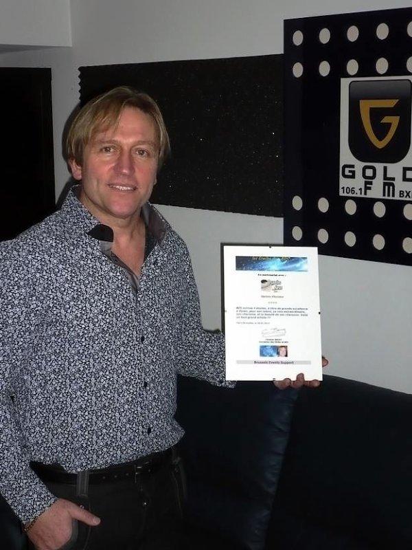 BES  PRESENTE : Envie de vivre - Le dernier titre de Djoan en diffusion sur GOLD FM